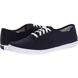 2e76597fd56 Keds Shoes - 🆕Keds Champion Mens ‑ Navy Slim Lace‑up Sneake.